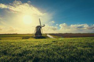 Podróż busem do Holandii